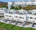 ESCDS/AF/001/10/120/00000, Costa del Sol, Mijas, nouvelle construction, maison de ville, piscine, jardin, et garage
