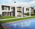 ESPMI/AH/002/35/10Y2/00000, Majorca, Cala Murada, new built villa with garden for sale