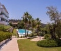 ESCDS/AF/001/11/80B82/00000, Costa del Sol, Marbella region, new built ground floor apartment with pool and garden for sale