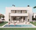 ESPMI/AF/002/34/20F12/00000, Majorca, Es Trenc, new built pool villa with garden and garage for sale