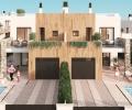 ESPMI/AF/002/34/20E11/00000, Majorca, Es Trenc, new built semi detached villa with pool and garage for sale
