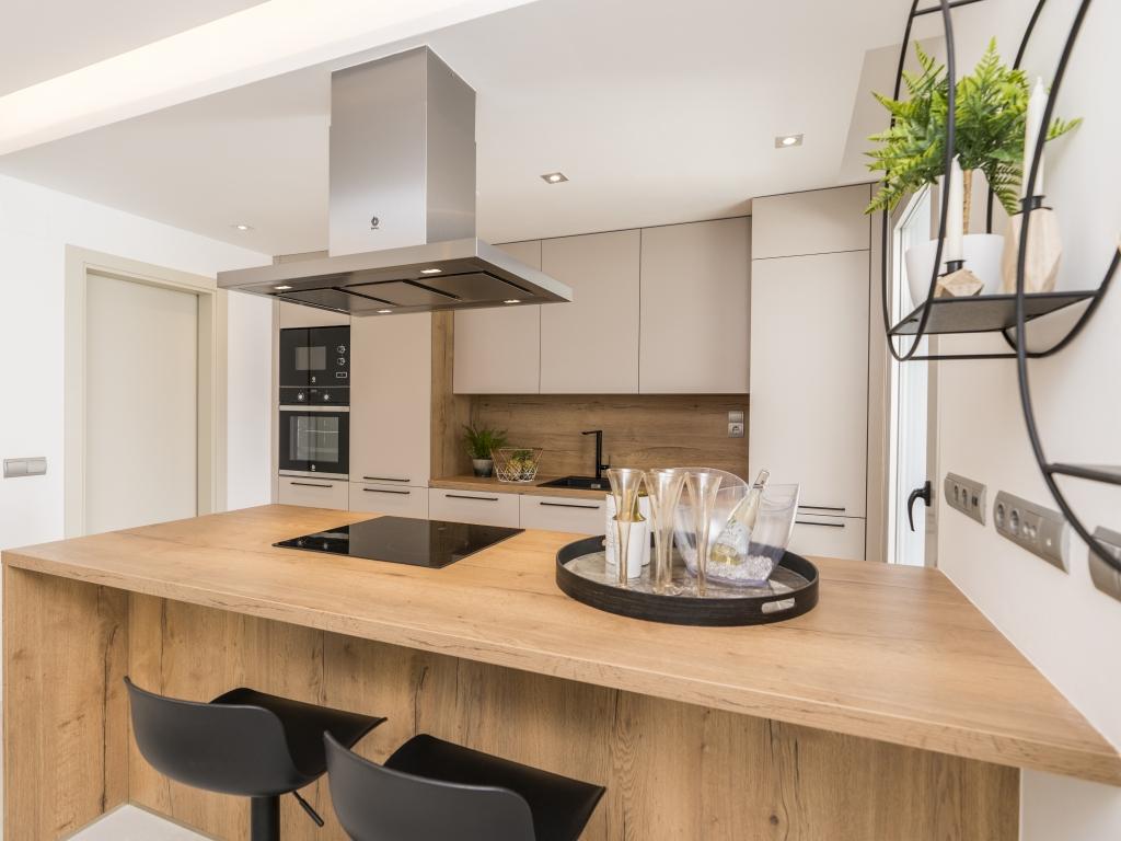 B8_apartments_La _Cala_Golf_Kitchen
