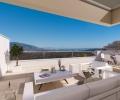 ESCDS/AF/001/09/B229B2/00000, Costa del Sol, Mijas, La Cala Golf Resort, penthouse avec solarium de nouvelle construction à vendre