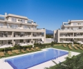 ESCDS/AF/001/14/B216B2/00000, Costa del Sol, San Roque Golf, new built apartment at the golf course for sale
