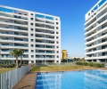 ESCBS/AI/001/07/15B/00000, Torrevieja, Punta Prima, new built apartment directly at the sea for sale