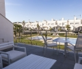 ESCBS/AP/006/71/B1AT4/00000, Costa Blanca, Torrevieja region, new built penthouse with roof terrace for sale