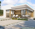 ESCBS/AP/006/75/VMA20/00000, Costa Blanca, Torrevieja region, new built semidetached bungalow with garden for sale